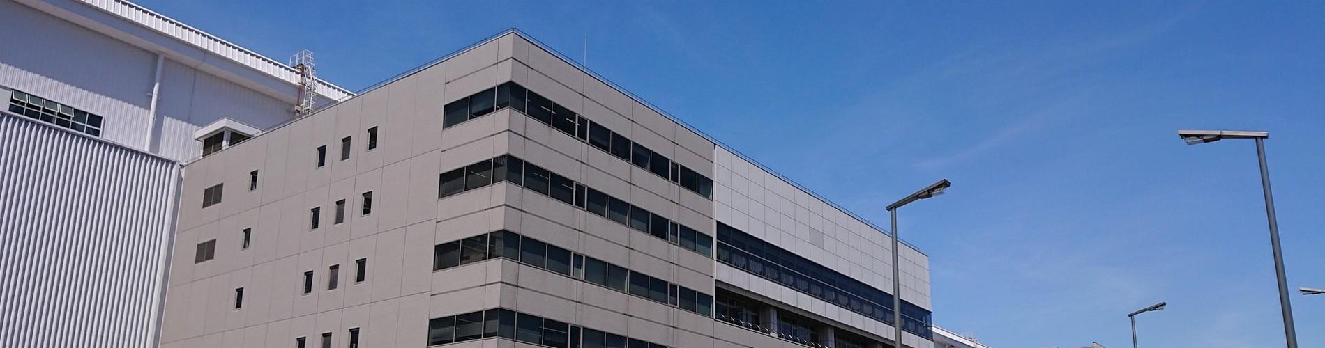 M2ビル 日本エアシステム(JAS)時代から 6階に事務所があります